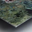 Julie Manet by Morisot Metal print