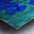 Nola rain Metal print