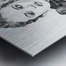 Selena Gomez - Celebrity Pencil Art Impression metal