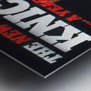 1980 new york knicks poster bill cartwright cedric maxwell Metal print