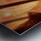 Dune World Metal print