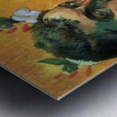Les Miserables by Gauguin Metal print