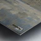 Landgangsbrygge ved Feste Moss Metal print