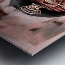 Outgone  Metal print
