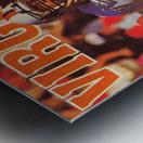 1986 virginia cavaliers football poster Metal print