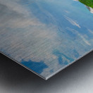 Sprague Lake CO Metal print
