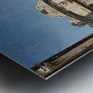 The Bridge of Sighs, Venice Metal print