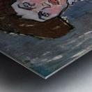 Modigliani - Head of a young woman Metal print