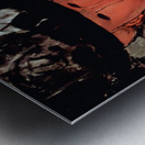 Modigliani - Lady With Hat Metal print