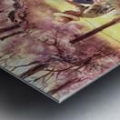 Farmers And Hunters Heaven Metal print