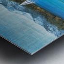 Sand Harbor Metal print