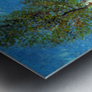 Outskirts by Van Gogh Metal print