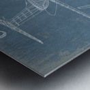 starlifter Metal print
