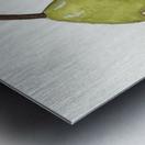 Up Pear-ass Metal print