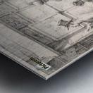 Rockman prints Metal print