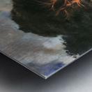 Landscape 2 by Lesser Ury Metal print