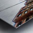 St Katharine Docks Boats 10 Metal print