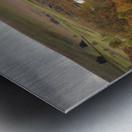 Elan Valley top dam Metal print