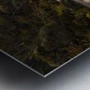 Elan valley watercourse Metal print