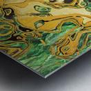 Marble XXXVIII Metal print
