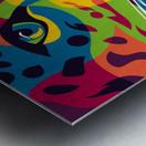 The Jaguar Gaze Metal print