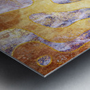Abstract Marble XXIX Metal print