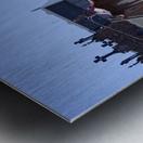 Snapshot in Time Chinatown 2 @ San Francisco Metal print
