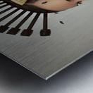 Beekeeping 2073 Metal print