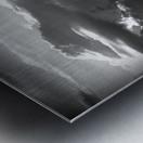 He walks under an African Sky by WildPhotoArt   Metal print