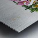 Daltana Spring Irill Metal print