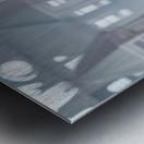 Daltana Pastel London Lindora Metal print