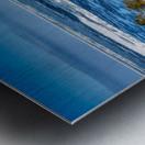 Pointe Saint-Pierre et lIle Plate Metal print
