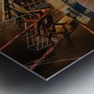 Nimfa Metal print