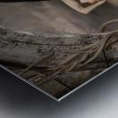 Mendacium Metal print