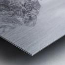 HIDDEN by Ignacio Palacios  Metal print