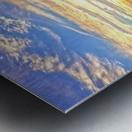 Carolina Sunrise Metal print