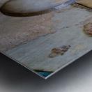 Stucco ap 2089 Metal print
