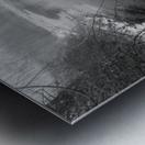 Snow Storm ap 2706 Metal print