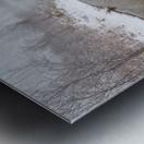 Snow Storm ap 2710 Metal print