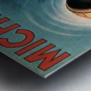 Michelin Poster Impression metal