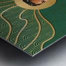The Curve 2 Metal print