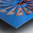 Uncle Sams Windmill Metal print