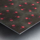 redbeads Metal print