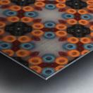 beadwork Metal print