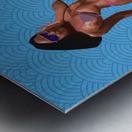 Sunbather Metal print