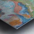 Colors in Nature Metal print