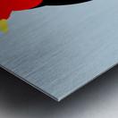 Scarlet TANAGER Metal print