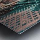 New York City Geometric Mix No. 4 Metal print