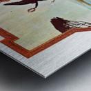 The Theatre of Taormina by Klimt Metal print