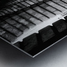 Bercy bridge Impression metal